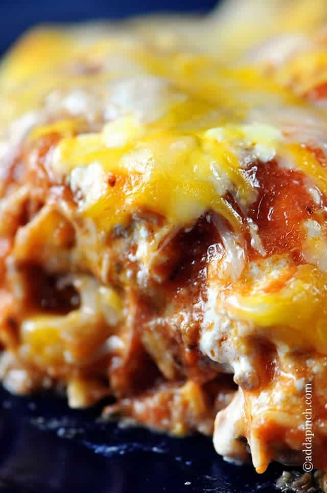 Enchilada Casserole Recipe Add A Pinch