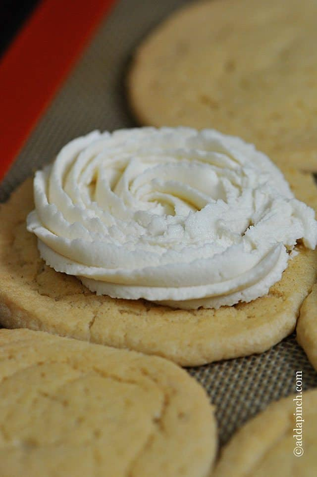 Maple Cookies Recipe - Add a Pinch
