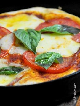 Margherita Pizza Recipe