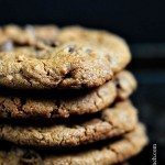 Nutella Chocolate Chip Cookies Recipe
