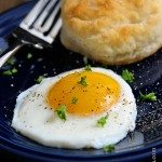 How to Make Sunny Side Up Eggs Recipe