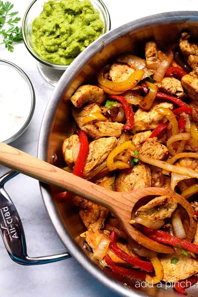 Mexican Food Fajitas