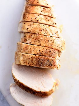 Simple Baked Chicken Breast Recipe