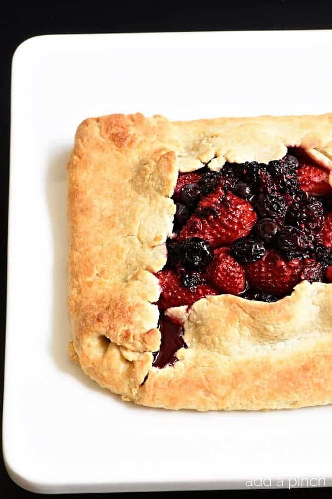 Mixed berry recipes easy