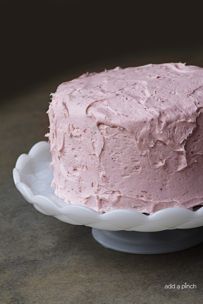 Strawberry Cake Recipe Add A Pinch