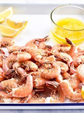 Boiled Shrimp Recipe