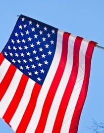 American Flag // addapinch.com