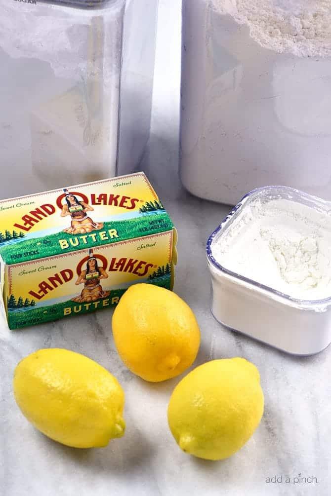 Lemon Shortbread Cookies Recipe - Lemon Shortbread Cookies make a ...