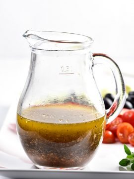 Easy Homemade Italian Dressing Recipe