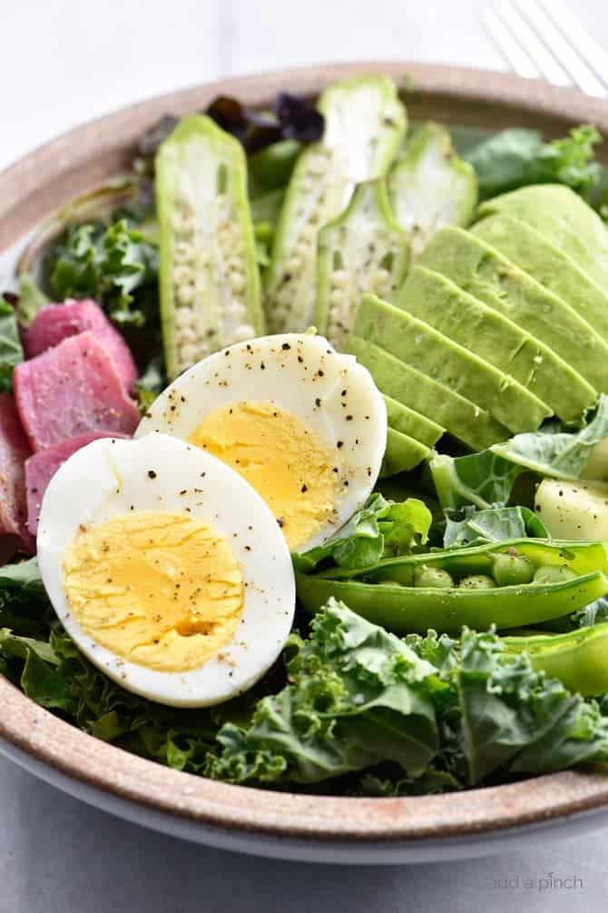 Ultimate Kale Salad Recipe - Add a Pinch