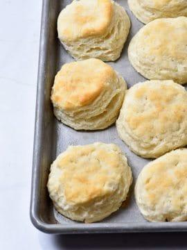Make Ahead Biscuits Recipe