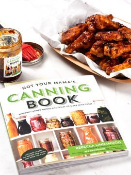 Not Your Mama's Canning Book Gift Set Giveaway Winners!