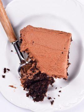 Best Chocolate Cake Recipe (9×13 Recipe)