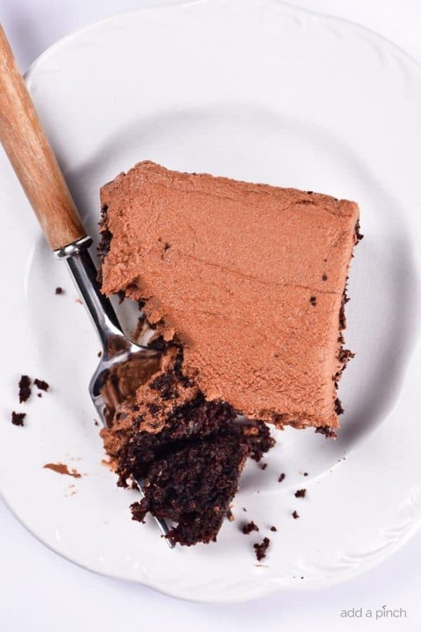 Rich Boiled Chocolate Cake