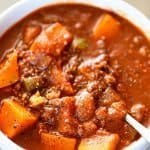 Butternut Squash Chili Recipe