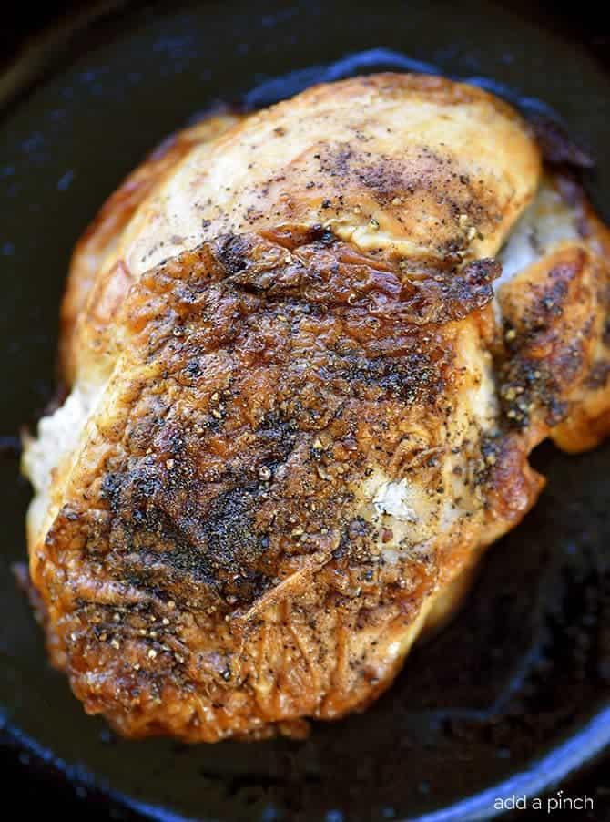 Roasted Turkey Breast Recipe Add A Pinch