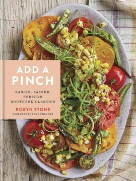 Add a Pinch Cookbook: Cover Reveal and a Grand Giveaway Winners!