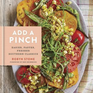 Add a Pinch Cookbook Cover // addapinch.com