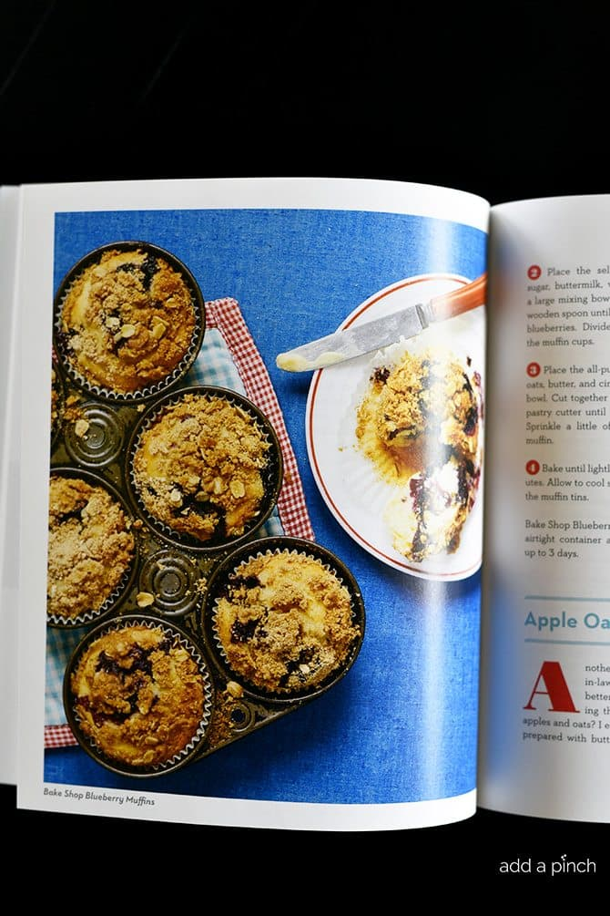 Christy Jordan's Sweetness cookbook is filled with delicious sweet treats perfect for holidays and family celebrations! // addapinch.com