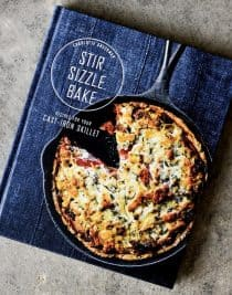 Stir Sizzle Bake Cookbook Giveaway