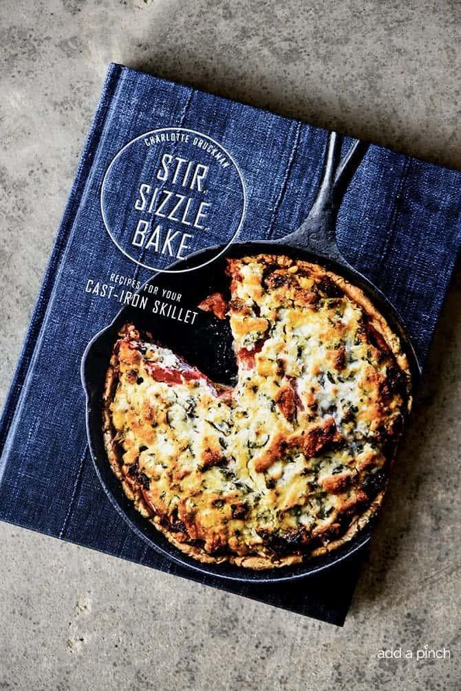Stir Sizzle Bake Cookbook Giveaway
