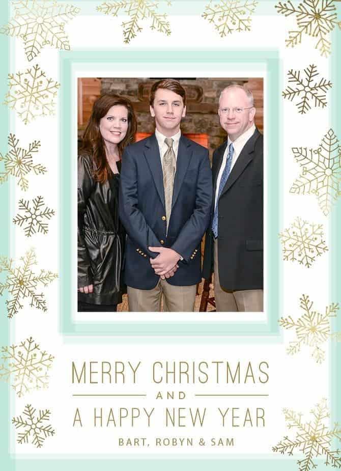 Merry Christmas! // addapinch.com