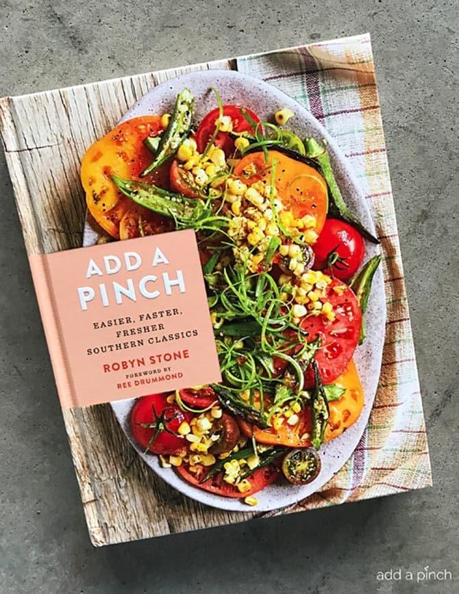Add a Pinch Cookbook // addapinch.com