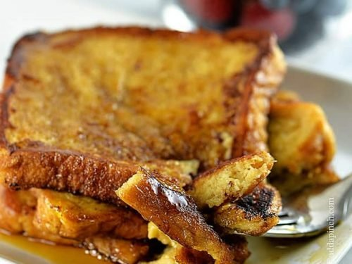 French Toast Recipe - How to Make the BEST French Toast