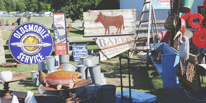 Country Living Fair Atlanta // addapinch.com