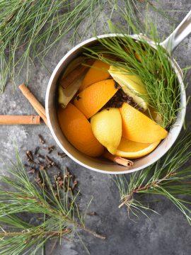 Pine Citrus Potpourri