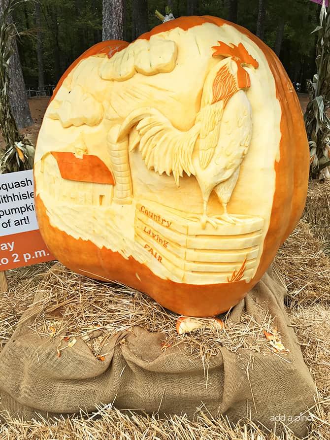 Pumpkin Carving // addapinch.com