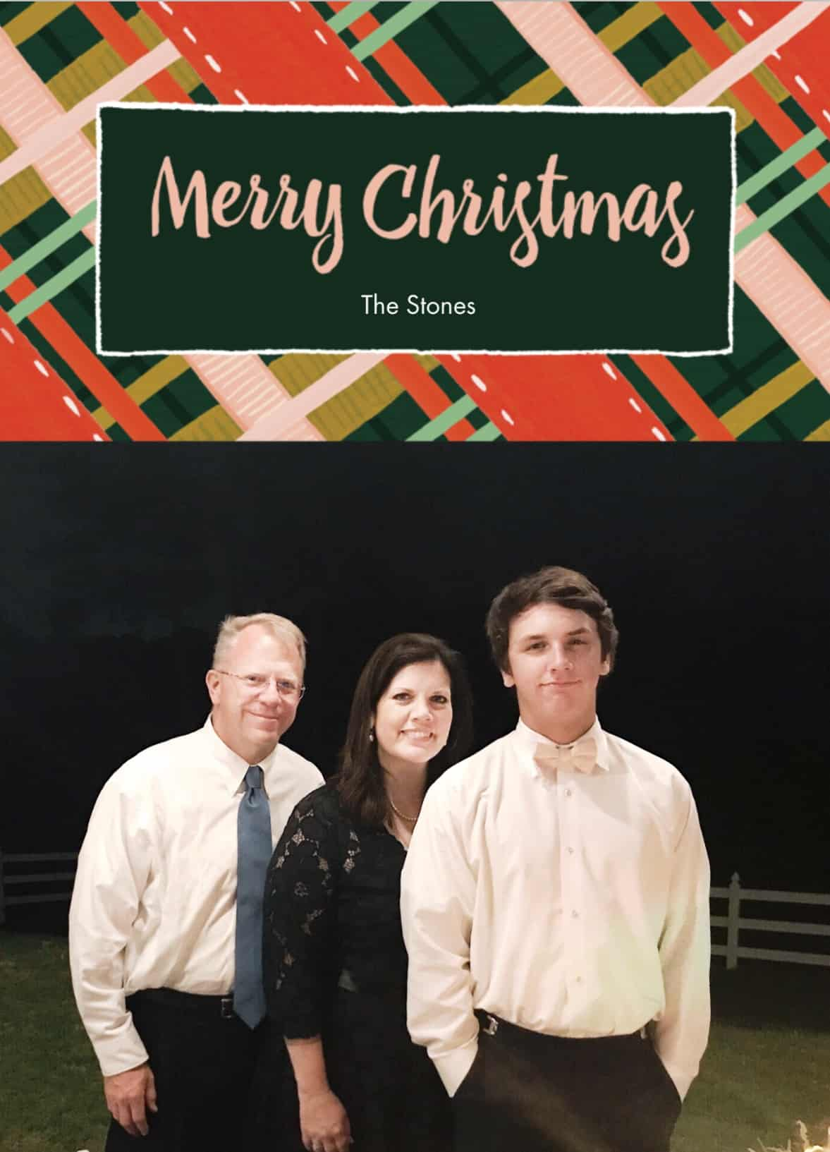 Merry Christmas 2017 // addapinch.com