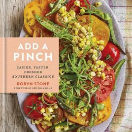 Add a Pinch Cookbook - Giveaway of Signed Copy