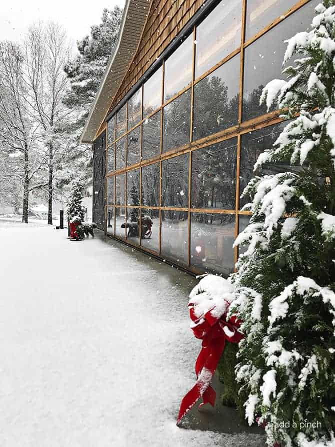Snow // addapinch.com