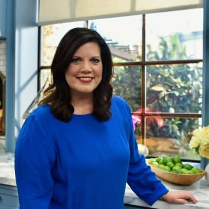Robyn Stone, as seen on Food Network's The Kitchen
