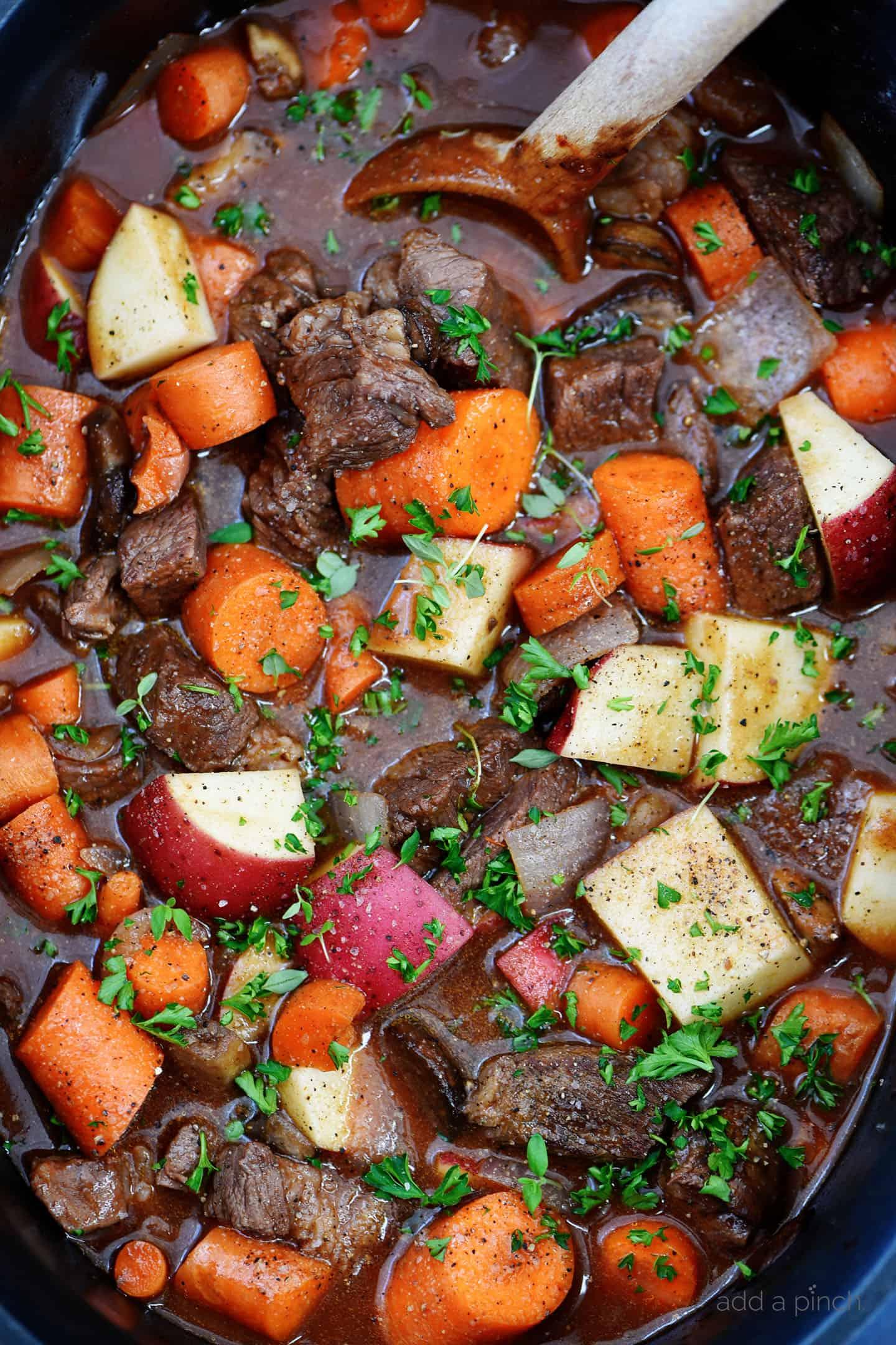 Beef Bourguignon Recipe  Julia Child  Recipe  ABC News
