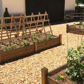 The Garden // addapinch.com