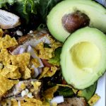 Grilled Chicken Fiesta Salad Recipe