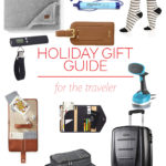Holiday Gift Guide: the Traveler