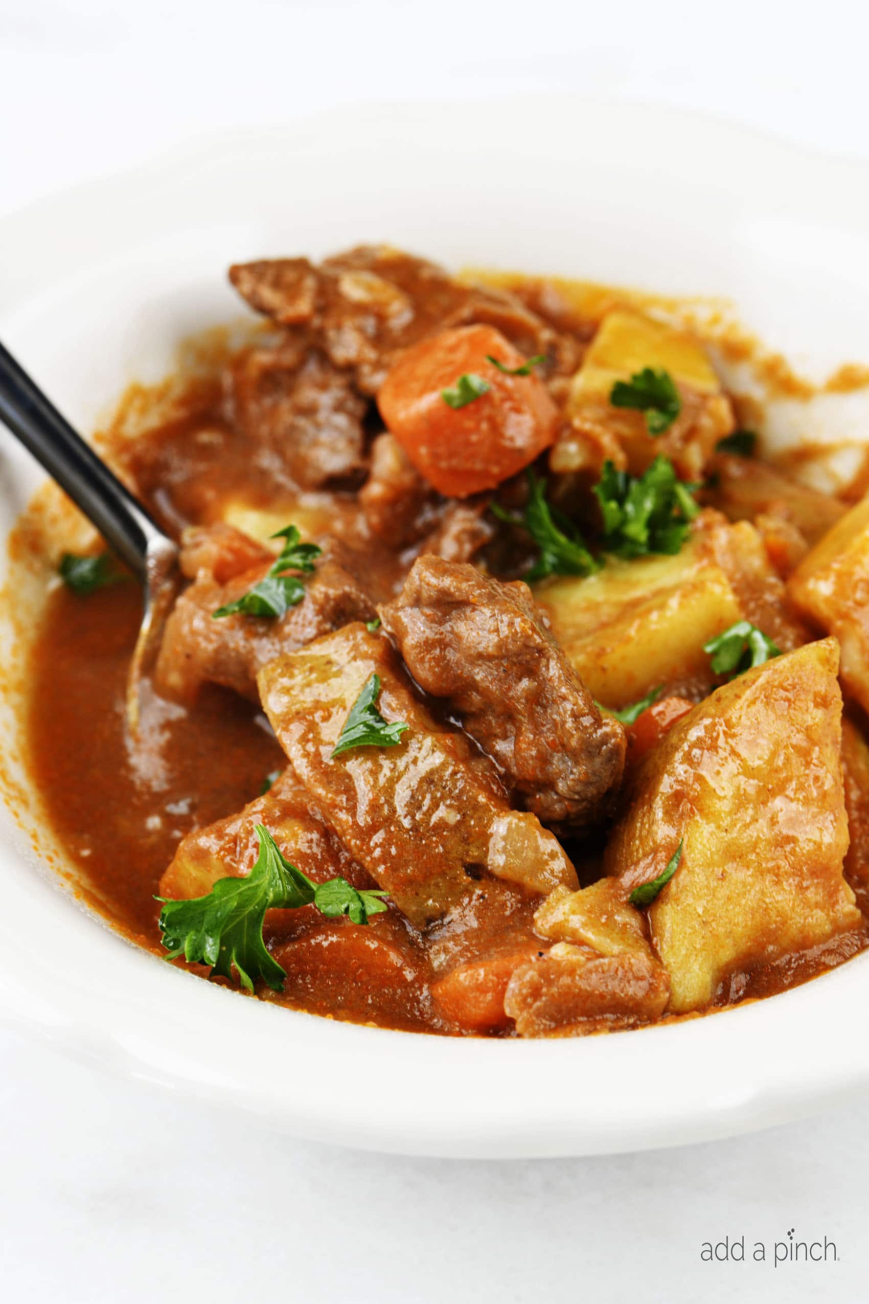 The Best Instant Pot Beef Stew Recipe Add A Pinch