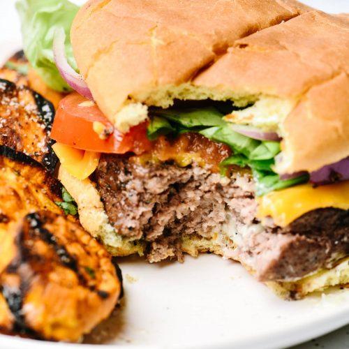 Bart S Best Hamburgers Recipe Add A Pinch