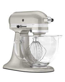 Mother's Day Weekend Kitchenaid Mixer Giveaway // addapinch.com