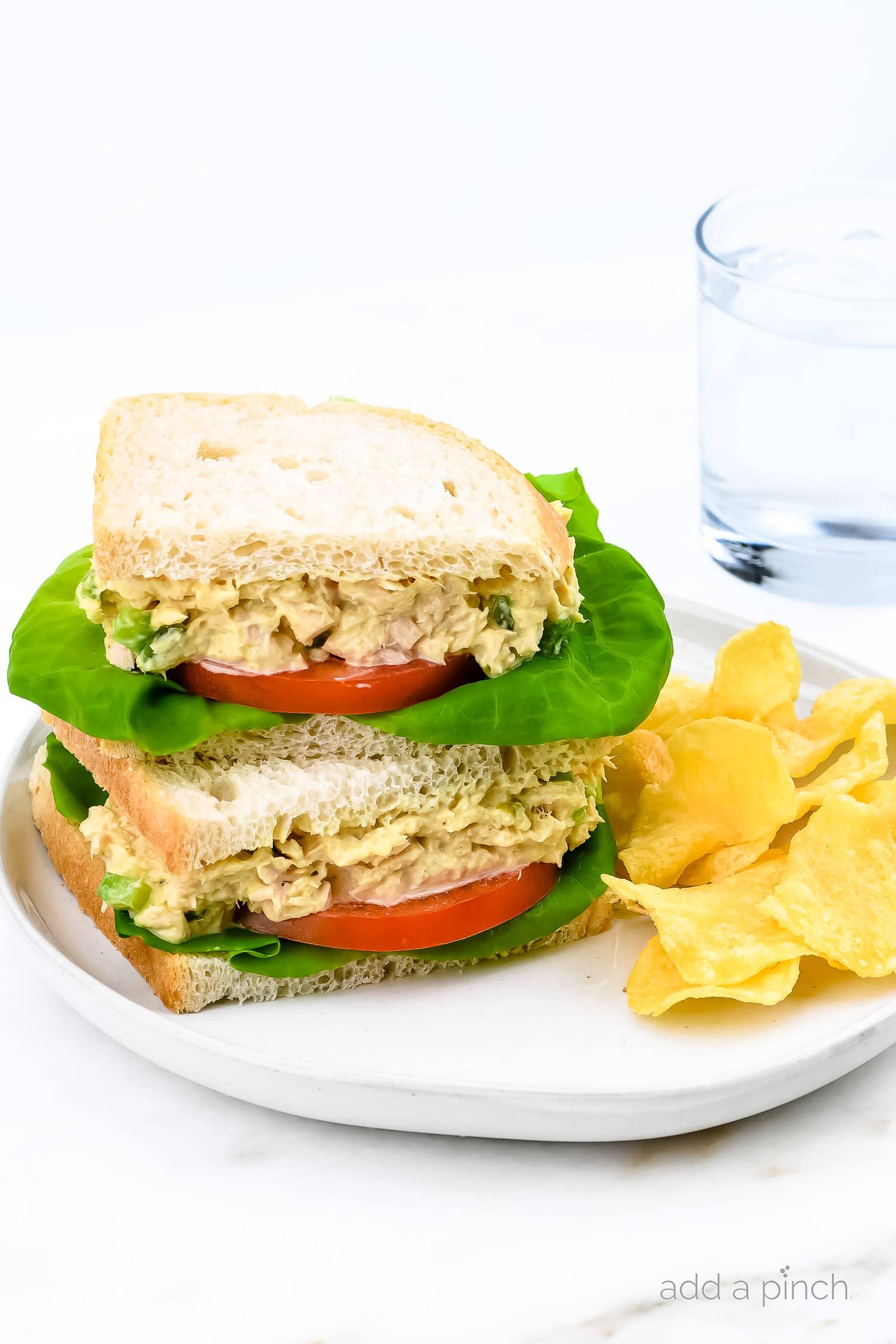 Tuna Salad Recipe Few Ingredients