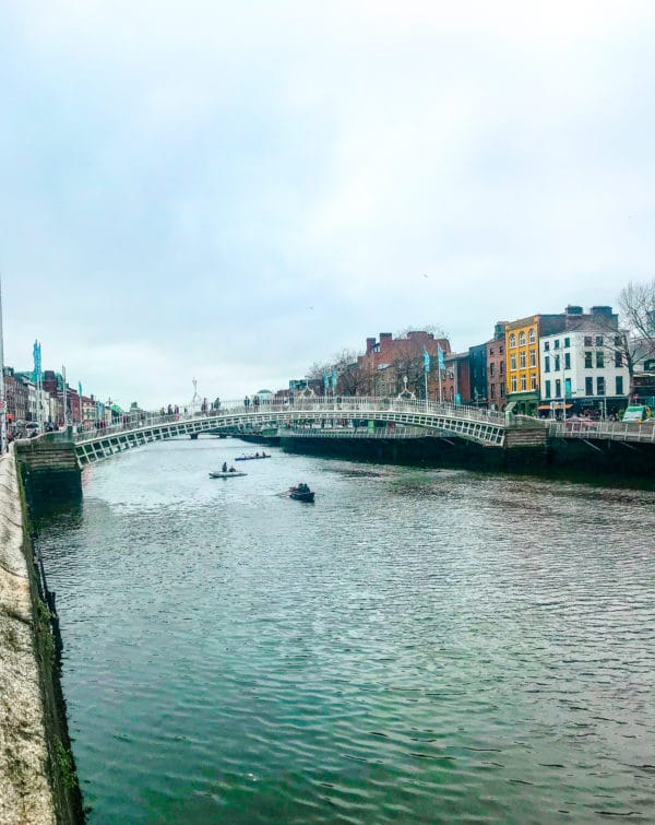 Dublin in 2 days- The capital of the Republic of Ireland and one of the coolest cities we've ever been to with cobblestone streets and so much to see! I've rounded up our favorite must-dos! // addapinch.com