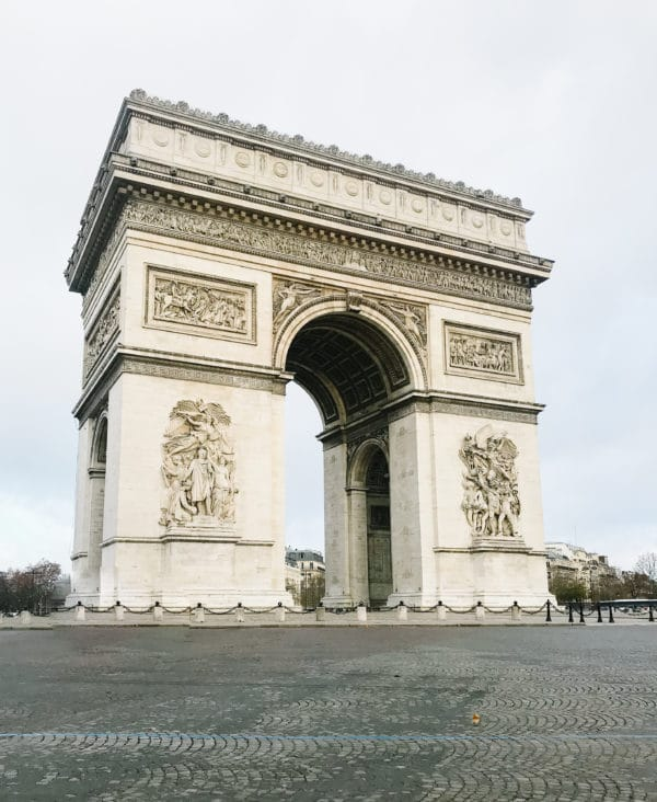 Paris in Three Days - A list of favorite attractions and must-see iconic locations to help you make the most of your trip to Paris! // addapinch.com