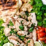 Grilled Cilantro Lime Chicken Recipe
