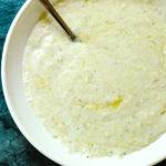 Instant Pot Grits Recipe