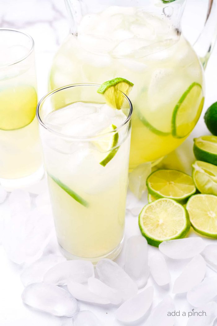 Easy Limeade Recipe Add A Pinch