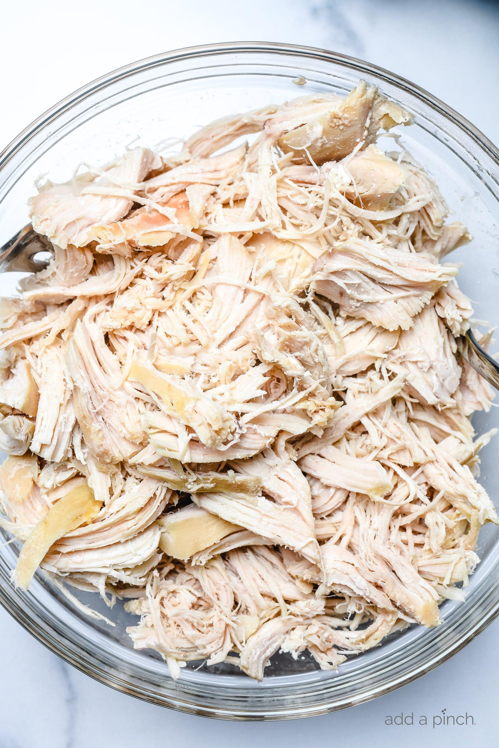 Easy Shredded Chicken Recipe