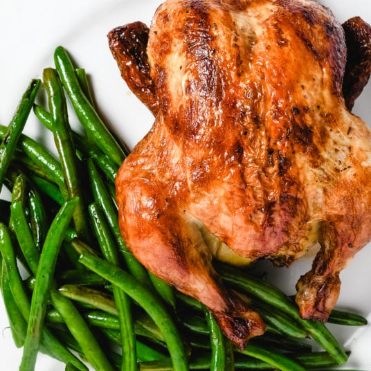 Learn how to make rotisserie chicken in your Instant Pot for tender, mouth-wateringly delicious rotisserie-style chicken every time! // addapinch.com